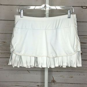 Athleta Athletic tennis Skirt Size M